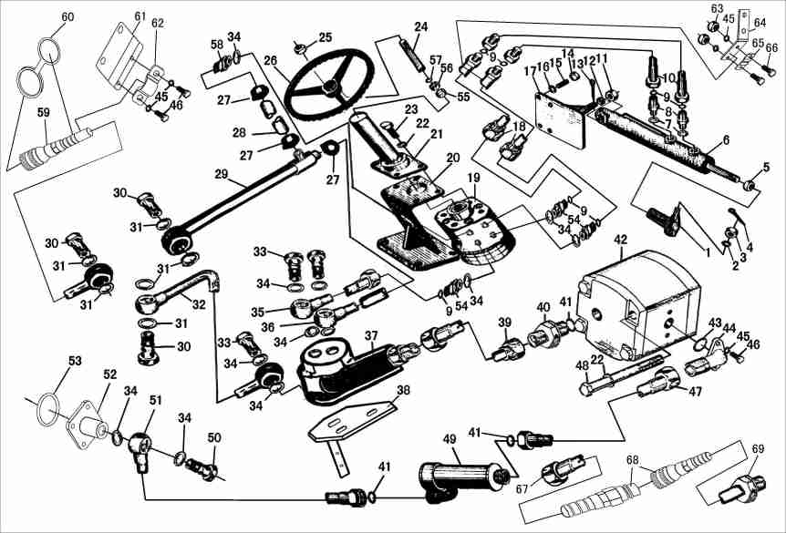 jm254manual case tractor 6 volt wiring diagram free picture