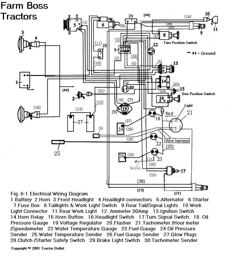 drawings_2AB ford 7710 tractor wiring diagram ford discover your wiring  at alyssarenee.co